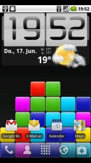 Puzzle Blox Live Wallpaper