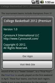 College Basketball 2012