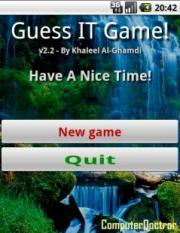Guess IT Game!