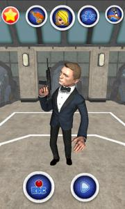Talking 007