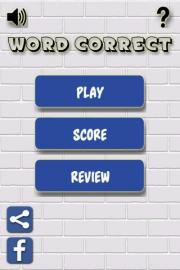 WordCorrect