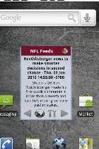 NFL Feeds