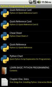Python Programming Reference FREE