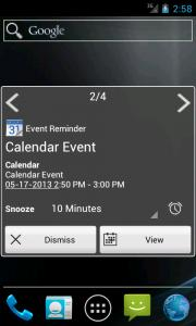 Notify Theme - HTC