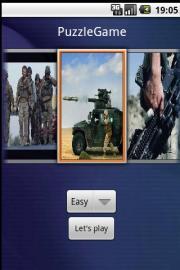 Warfare Puzzle