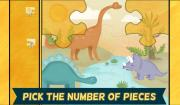Dinosaur Games for Kids Puzzles