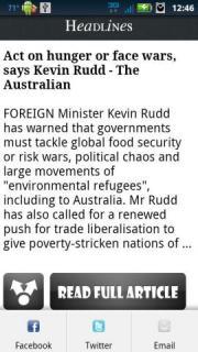 Australian News!