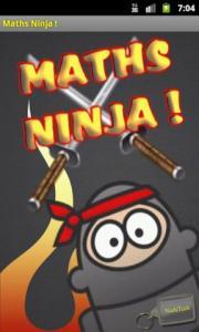 Maths Ninja !