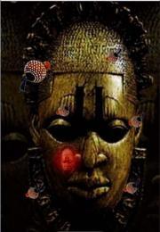 Benin mask glows LWP
