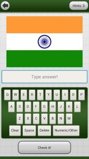 Guess the Flag! Geography Quiz
