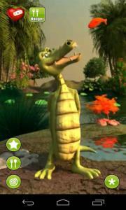 Talking Allan Alligator