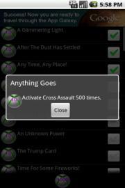 Achievements 4 SF X Tekken