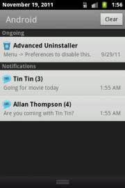 SMS Notifier