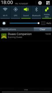 Duaas Companion