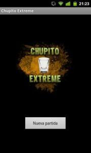 Chupito Extreme