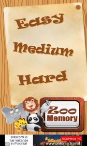 Zoo Memory