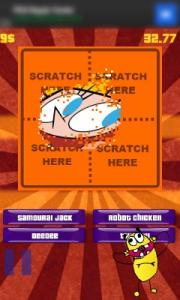 The Scratch Quiz