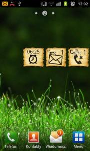 Old Style Widgets