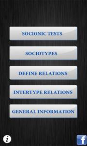 Socionics