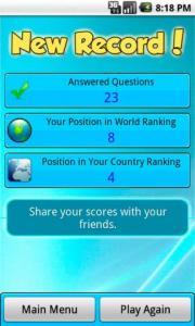 World Intelligence Contest