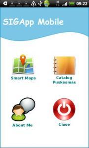 SIGApp mobile