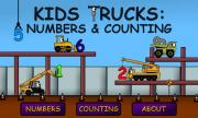 Kids Trucks Numbers and Counting Games
