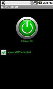 Internet OnOff Free