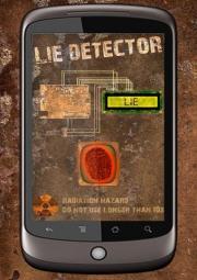 Radioactive Lie Detector PRO