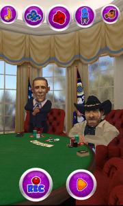 Talking Obama Meets Chuck