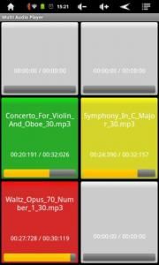 Multi Audio Player Free