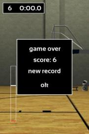 3D Basketball Shootout