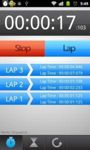Stopwatch & Trainer