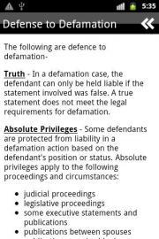 Basics of Law of Torts