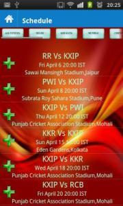KXIP : IPL 2012