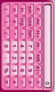 CoolCalc-Pink/GelPink