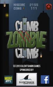 Climb, Zombie! Climb!