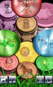 My Baby Drum HD Animals