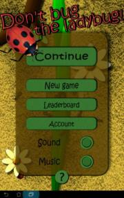 Dont bug the Ladybug!