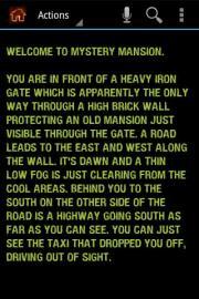 Mystery Mansion Adventure