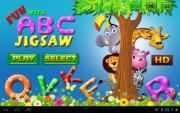 Fun With ABC Jigsaw Free (Tablets)