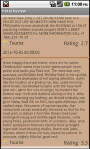 Hotel Review 2