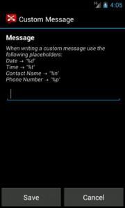 Missed Call Messenger Pro