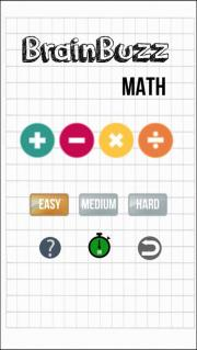 BrainBuzz Math