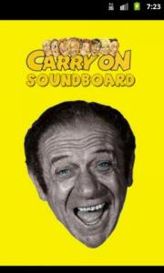 Carry On Soundboard
