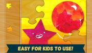 Shape Puzzle Game for Kids