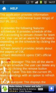 CSK : IPL 2012