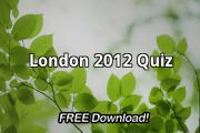 London 2012 Quiz