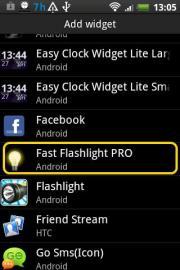 Fast Flashlight PRO