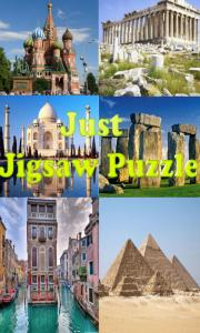 just a jigsaw puzzle