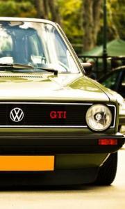 Volkswagen Golf 2 Live Wallpapers